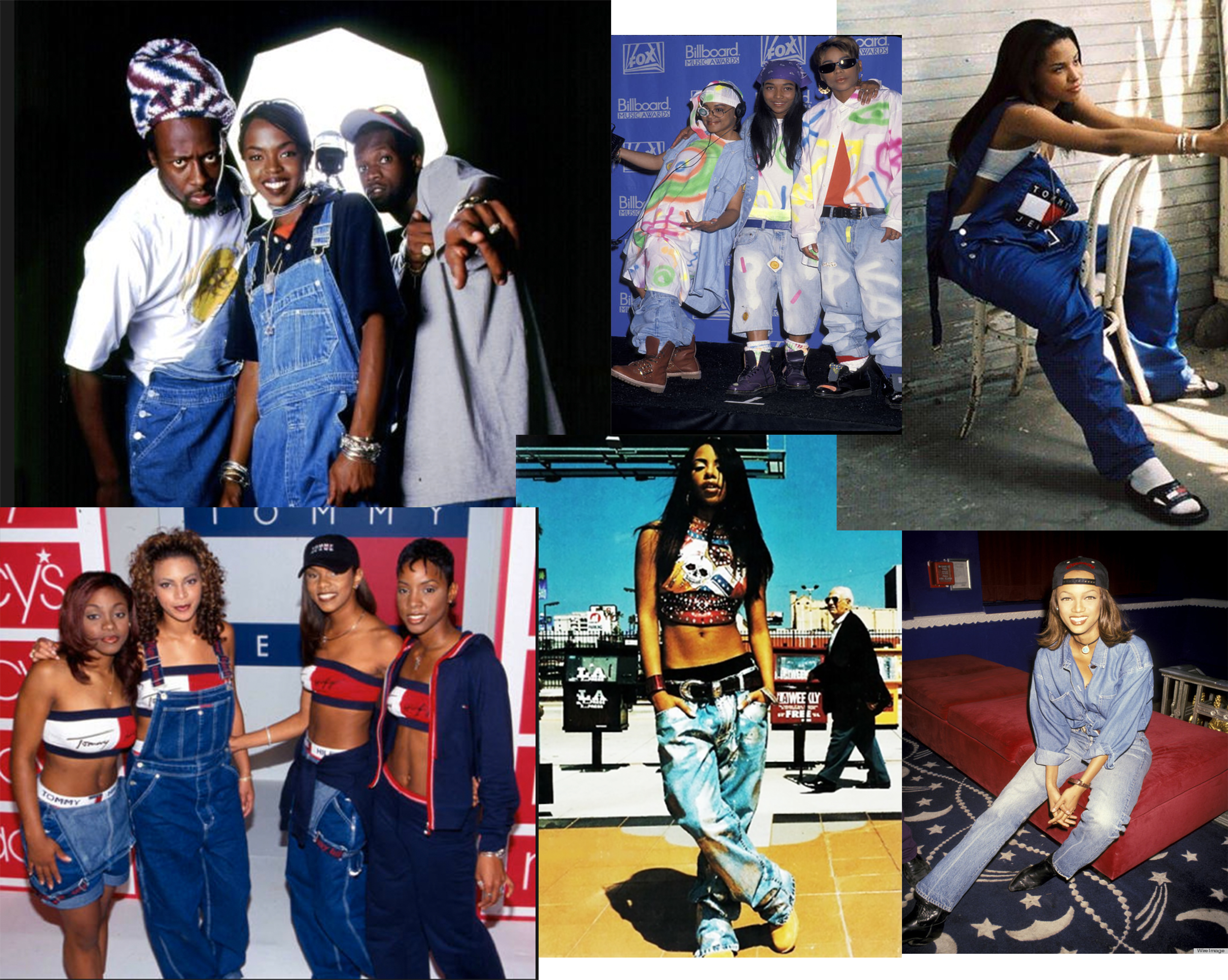 throwback thursday 90s denim is back in style   urban cusp