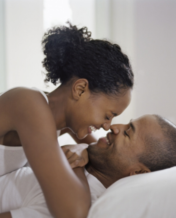 Image result for happy black couple in bed