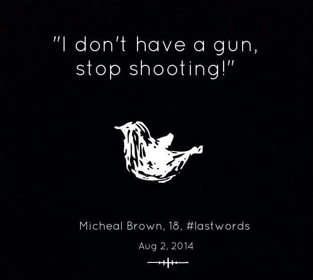 Unforgettable the 10 last words of unarmed black men urban cusp last words 7 publicscrutiny